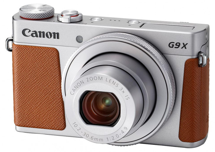 PowerShot G9X Mark II – Canon's pocket-sized compact
