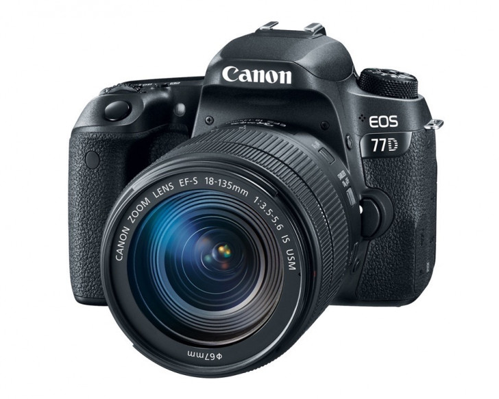 Canon launches EOS 77D & EOS 800D/Rebel T7i